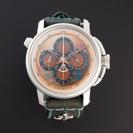 L. Kendall Chronograph Automatic // K4-002
