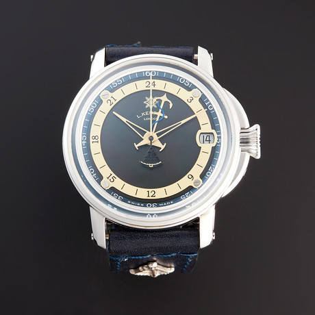 L. Kendall GMT Automatic // K9-001-SS