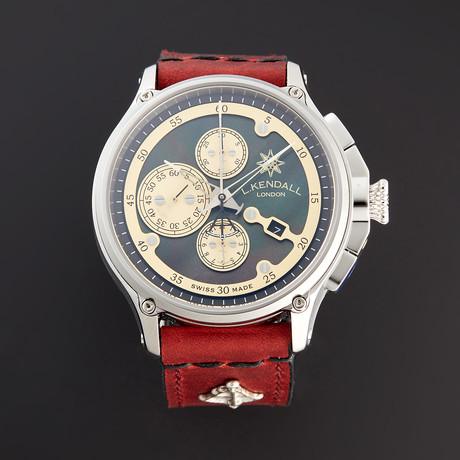 L. Kendall Chronograph Automatic // K8-001A