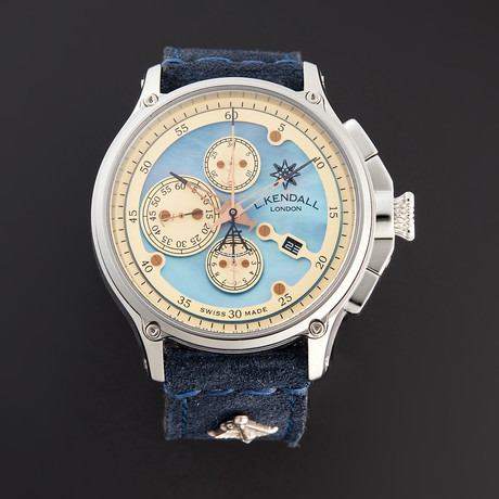 L. Kendall Chronograph Automatic // K8-003A