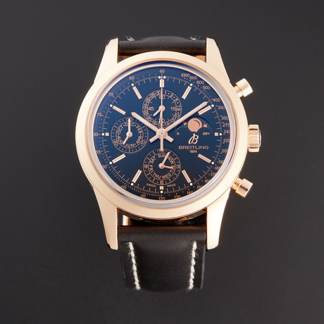 Breitling Transocean Chronograph 1461 Automatic // R1931012/BC20/435X // Pre-Owned