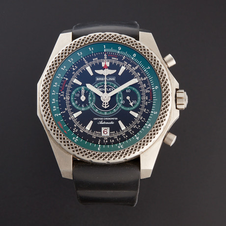 Breitling Bentley Supersports Chronograph Automatic // E2736536/BB37-212S // Pre-Owned