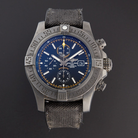 Breitling Super Avenger II Chronograph Automatic // M133711A/BF30 // Pre-Owned
