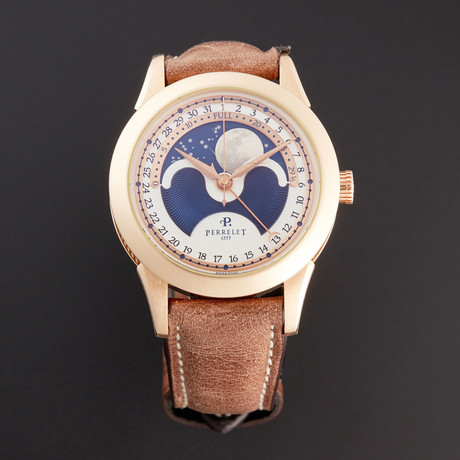 Perrelet Moonphase Automatic // A3013/3 // Store Display
