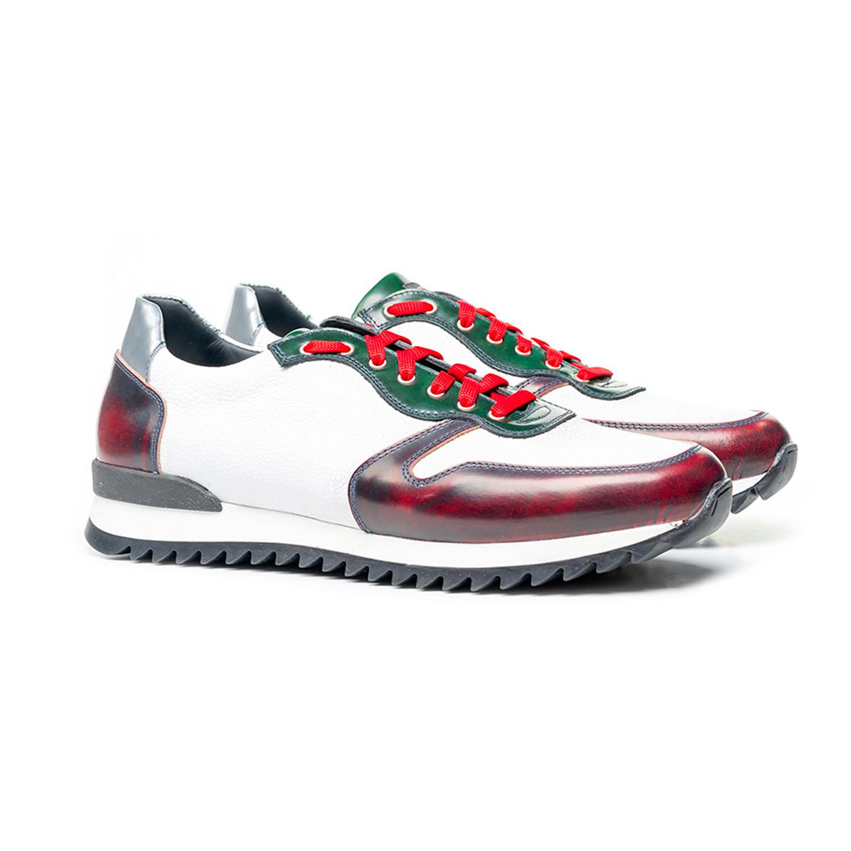 Italo Low Top Running Sneaker Multicolor (Euro: 48) DIS