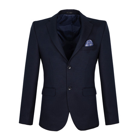 Raymond Blazer Jacket // Dark Navy (M)
