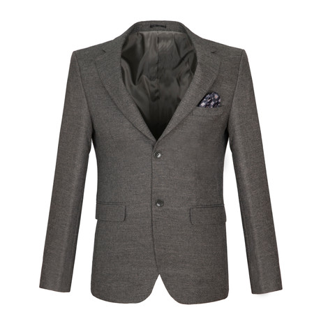 Hugh Blazer Jacket // Anthracite (M)