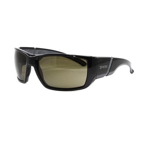 Smith // Men's Polarized Transfer XLS Sunglasses // Black