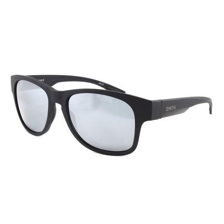 Smith // Men's Polarized Wayward Sunglasses // Matte Black