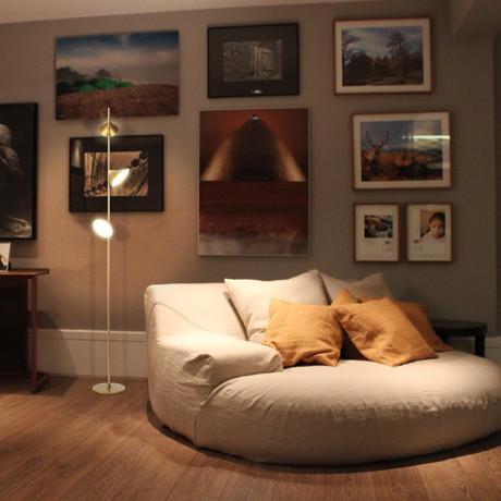 Trumpe Floor Lamp