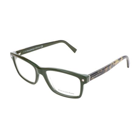Men's EZ5098 Optical Frames // Colored Havana