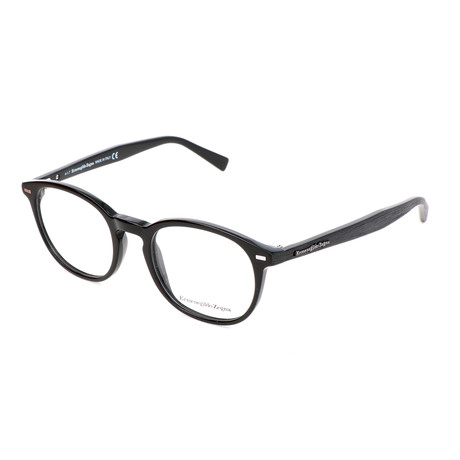 Men's EZ5070 Optical Frames // Black