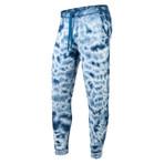 Long PJ Pants // Shibori Teal (L)