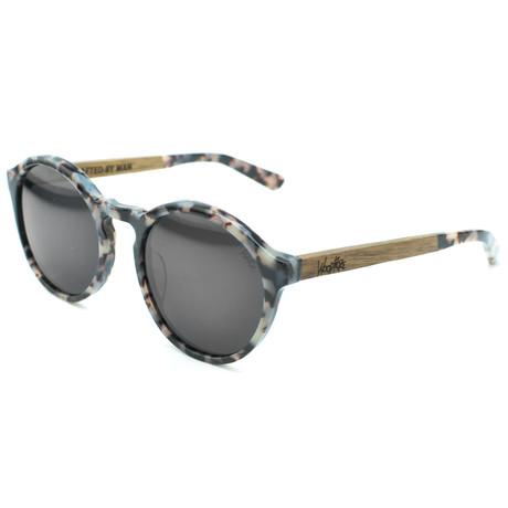 Janis Polarized Sunglasses // Rose Tortoise
