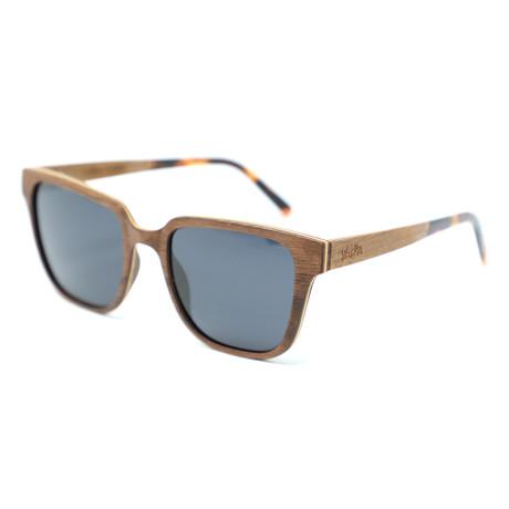 Atlantis Polarized Sunglasses // Brown