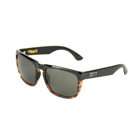 Roost'r Sunglasses // Shiny Black + Tortoise