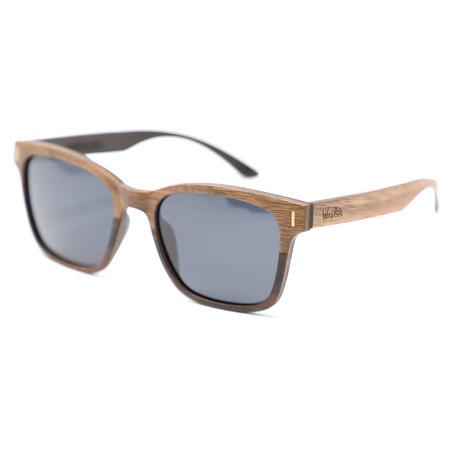 Buffalo Polarized Sunglasses // Black