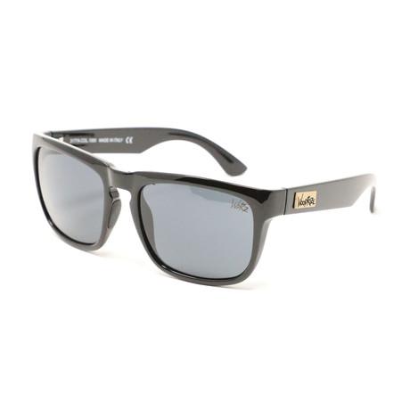 Roost'r Sunglasses // Shiny Black