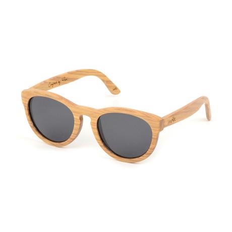 Ostrich Polarized Sunglasses // Brown
