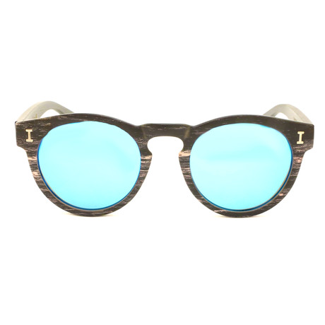 Sawyer Polarized Sunglasses // Black