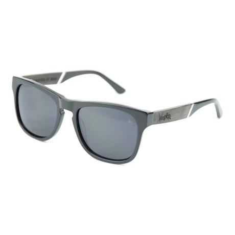 Bond Polarized Sunglasses // Black