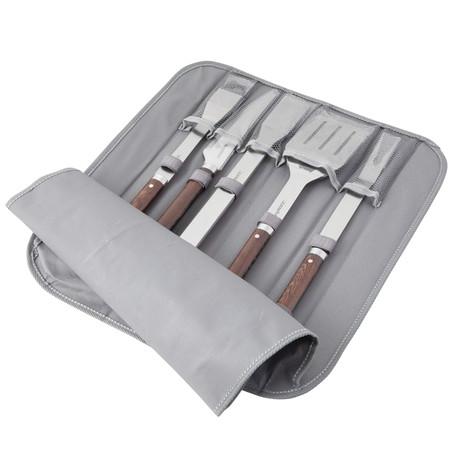 Essentials BBQ Set // 6 Piece + Folding Bag