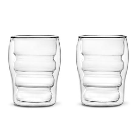Bolla 2-Piece Double-Wall Glass Set