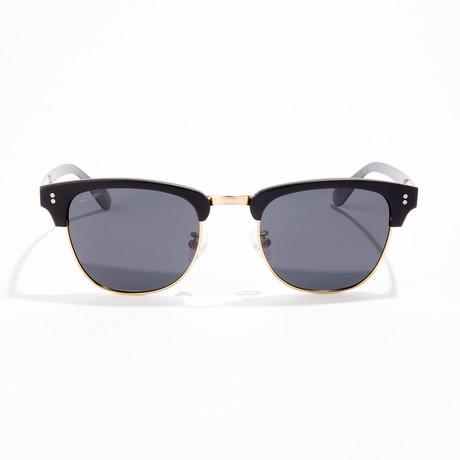MARINA Real Carbon Fiber Sunglasses // Polarized Lens // Acetate Frames