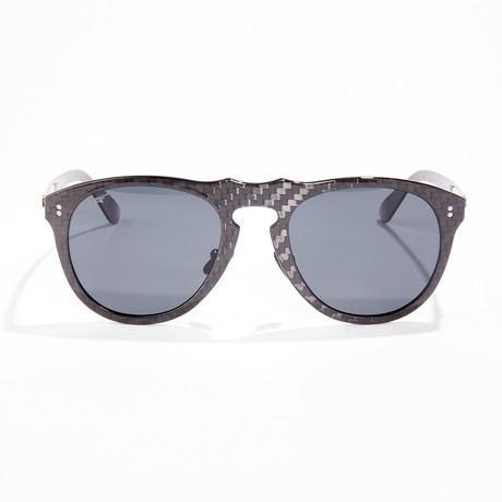 HAVANA Real Carbon Fiber Sunglasses // Polarized Lens // Fully Carbon Fiber