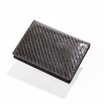 Real Flexible Carbon Fiber Card Case Wallet