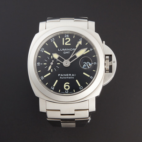 Panerai Luminor GMT Automatic // PAM297 // Pre-Owned