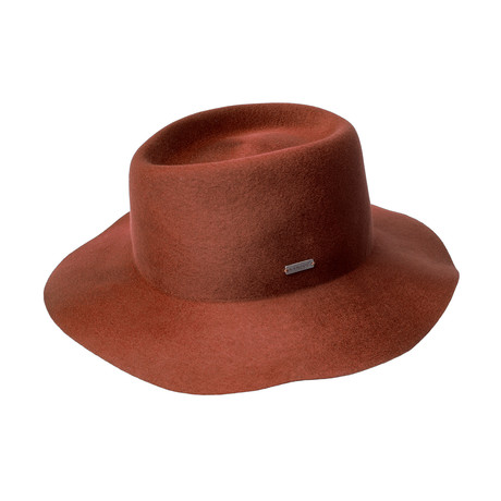 Barclay Trilby // Terracotta (S)