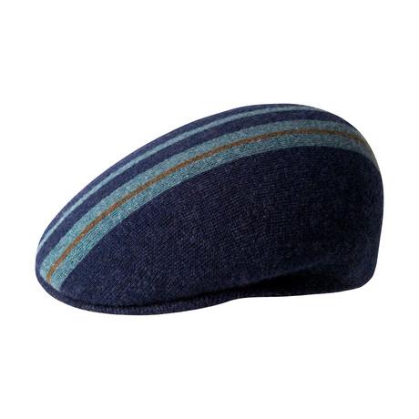 Identity Stripe 504 // Navy (S)