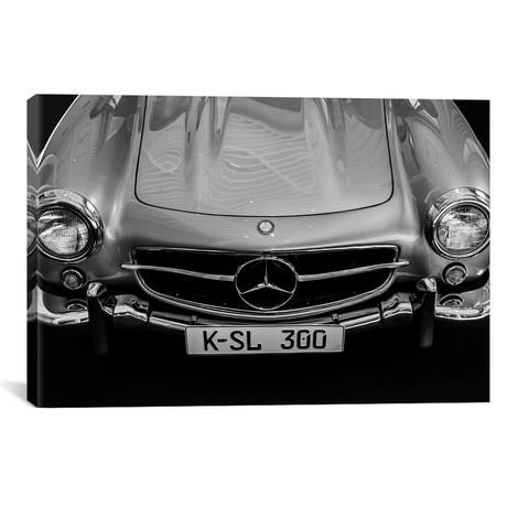 "Car Lovers V (26""W x 18""H x 0.75""D)"