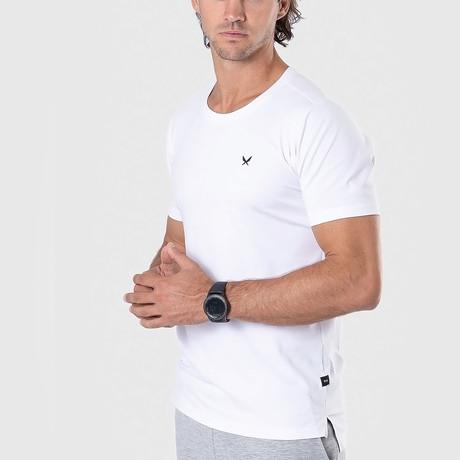 Fundamental T-Shirt // White (S)
