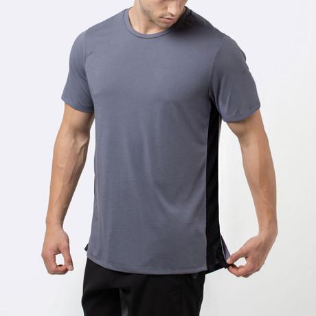 Trace T-Shirt // Steel (S)