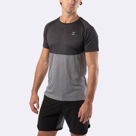 Katana Running T-Shirt // Gray (S)
