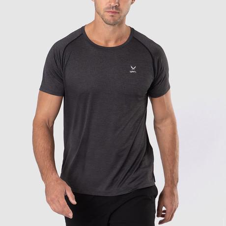Carrera Running T-Shirt // Charcoal (S)