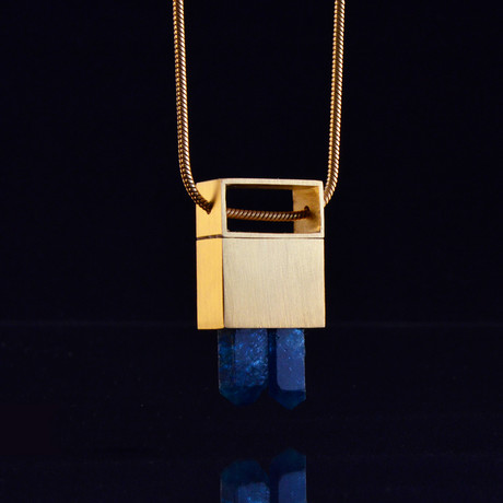 Inspired Action Necklace