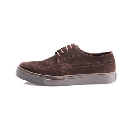 Ross Sneaker // Brown Suede (Euro: 40)