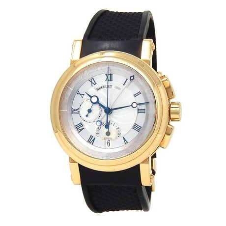 Breguet Marine Chronograph Automatic // 5827 // Pre-Owned