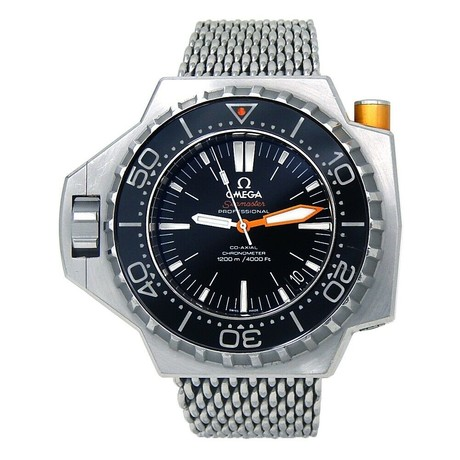 Omega Seamaster Plo Prof Automatic // 227.90.55.21.01.001 // Pre-Owned
