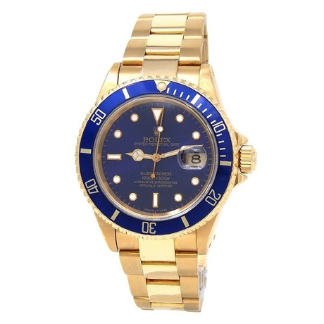 Rolex Submariner Automatic // 16618 // X Serial // Pre-Owned