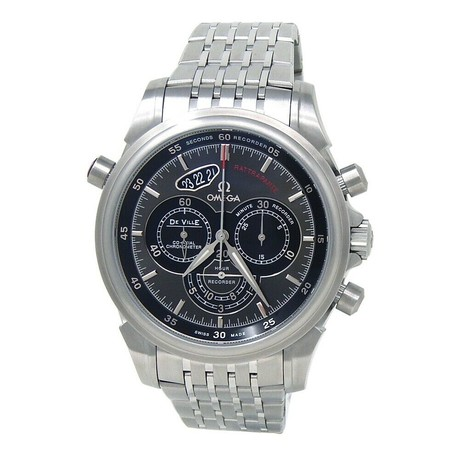 Omega De Ville Chronograph Automatic // 422.10.44.51.06.001 // Pre-Owned