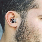 Bullet 2.0 // Two Earbuds // Silver