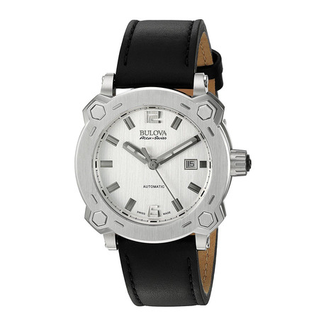 Bulova Accu Swiss Percheron Automatic // 63B191