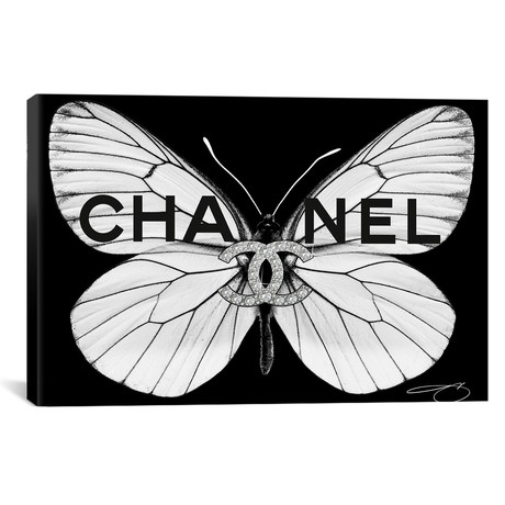 """Fly As Chanel // Studio One (26""""W x 18""""H x 0.75""""D)"""