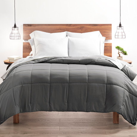 Good Kind Super Plush Down Alternative Comforter // Gray (Twin/TwinXL)