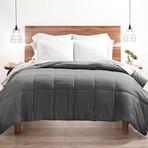 Good Kind Super Plush Down Alternative Comforter // Gray (Twin/TwinXL)