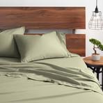 Good Kind  Essential 6 Piece Bed Sheet Set // Sage (Twin)